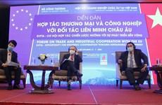EVFTA: vers un développement durable