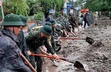 Les pluies torentielles causent de graves dommages dans les localités