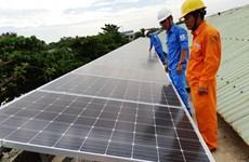 Plus de 42.187 projets d'énergie solaire sur les toits installés dans le pays