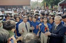 L'ancien dirigeant du Laos partage sa profonde impression sur le camarade Le Kha Phieu