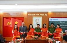 Antidrogue: le 20e bureau de liaison frontalier ouvert à Cao Bang