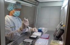 Thai Nguyen annonce des résultats de recherche sur le kit de dépistage du SRAS-Cov-2