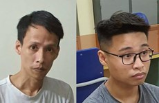 Le Vietnam arrête quatre personnes pour des crimes de fraude en ligne