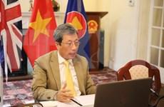 Des entreprises britanniques recherchent des opportunités de coopération au Vietnam