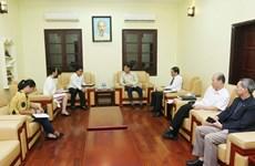 Vietnam et Philippines partagent leurs expériences dans l'organisation des SEA Games