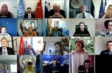 Le Vietnam soutient un processus de paix global en Afghanistan