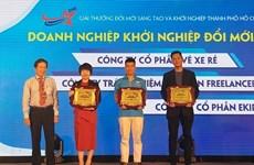 40 projets à la finale du prix de l'innovation créative et des start-up Hô Chi Minh-Ville
