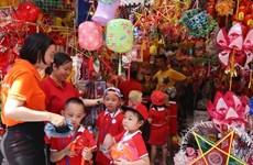 Fête de la mi-automne 2020: une ambiance festive attendue dans le Vieux quartier de Hanoï