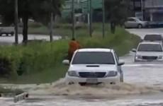 La tempête tropicale Noul touche 22 localités thaïlandaises