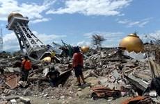 L'Indonésie a de nouveau subi un tremblement de terre