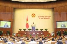 L'Assemblée nationale adopte le plan de développement socio-économique 2021