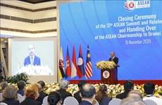 ASEAN 2020: clôture du 37e Sommet de l'ASEAN  et des réunions connexes