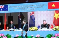 Le 4e dialogue sur la politique de défense Vietnam-Australie