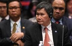 Le Secrétaire général de l'ASEAN salue la présidence du Vietnam en 2020