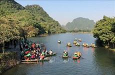 Ninh Binh s'efforce d'accueillir 7 millions de visiteurs en 2021