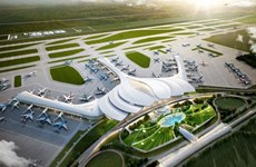 Mise en chantier de l'aéroport international de Long Thanh