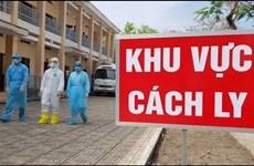 Réexaminer le travail de prévention et de contrôle du COVID-19 dans les centres de quarantaine