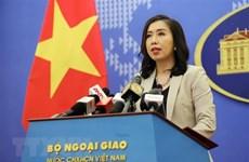 Le Vietnam demande à tous pays concernés de respecter sa souveraineté en Mer Orientale
