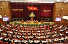 Ouverture du 2e Plénum du CC du PCV du 13e mandat