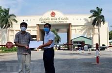 Kien Giang aide les Vietnamiens résidant au Cambodge  touchés par le COVID-19