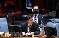 Le Vietnam souligne la nécessité de mettre immédiatement fin à la violence au Myanmar