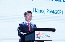 Le Vietnam, une adresse sûre et de développement du flux d'IDE