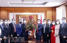 Le Vietnam jouit d'une position croissante sur la scène internationale