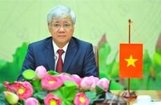 Les organisations du peuple vietnamien et chinois s'engagent à promouvoir les échanges