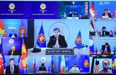 Les ministres des AE de l'ASEAN mettent l'accent sur le maintien de la multilatéralisation