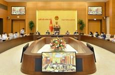 Le président de l'AN appelle à bien préparer pour la deuxième session