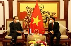 Promouvoir la coopération Vietnam - Russie dans le domaine des transports