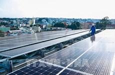 Des entreprises vietnamiennes et écossaises développent conjointement de l'énergie solaire