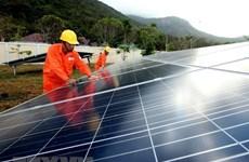 Colloque sur le développement des énergies propres dans la péninsule de Ca Mau