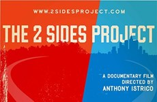 Projection du documentaire «The 2 Sides Project» à Hanoi