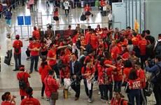 Coupe Suzuki 2018 : l'ambassade du Vietnam en Malaisie assure la sécurité des fans vietnamiens