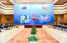 Le Comité intergouvernemental Vietnam-Laos tient sa 41e réunion à Hanoi