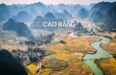 La beauté du géoparc mondial de Non Nuoc Cao Bang