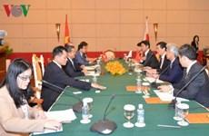 FPAP-27 : Renforcement de la coopération parlementaire entre le Japon et le Vietnam