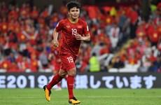 Asian Cup 2019 : Quang Hai, Van Hau et Van Lam au sommet