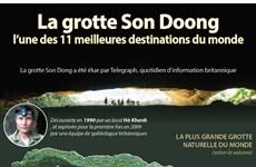 La grotte Son Doong:  l'une des 11 meilleures destinations du monde