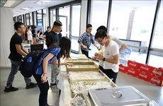 La gastronomie vietnamienne présentée en Australie