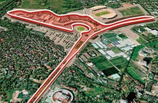 Hanoi accélère le défrichage des terrains pour le circuit du Grand Prix de Formule One