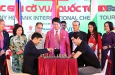 Ouverture du Tournoi international d'échecs HDBank 2019