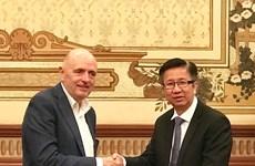 Renforcement de la coopération entre Ho Chi Minh-Ville et les localités belges