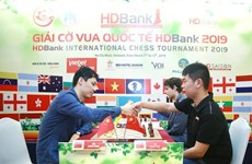Echecs: le Chinois Wang Hao remporte le tournoi HDBank International