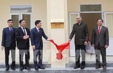Vinh Phuc : Inauguration d'une cantine d'école maternelle financée par l'Inde  