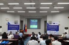 Colloque sur le transfert de technologies et de connaissances européennes au Vietnam
