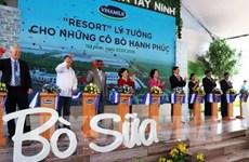 Vinamilk inaugure la plus grande ferme de vaches laitières du Vietnam à Tay Ninh