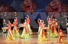 Des artistes vietnamiens se produisent en République populaire démocratique de Corée