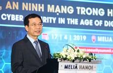 Créer un environnement sûr pour l'application des technologies numériques au Vietnam